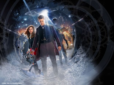 BBC One - Doctor Who - Standard 4x3 Wallpapers