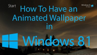 live wallpapers for windows 7 HD