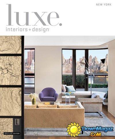 Luxe Interior + Design Magazine New York Edition - Winter ...