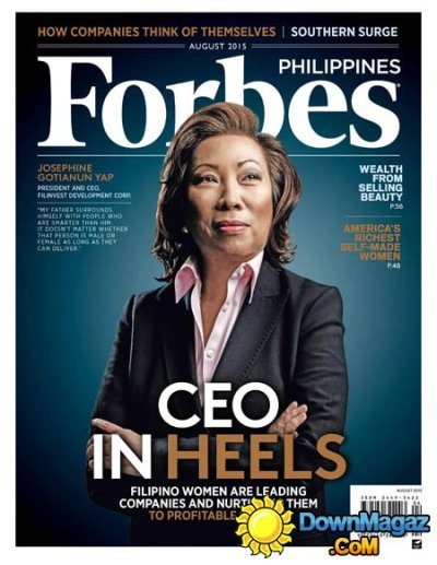 Forbes Philippines - August 2015 » Download PDF magazines ...