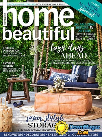 Home Beautiful AU - November 2016 » Download PDF magazines - Magazines Commumity!