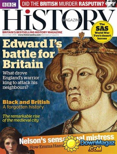 BBC History - December 2016 » Download PDF magazines - Magazines Commumity!
