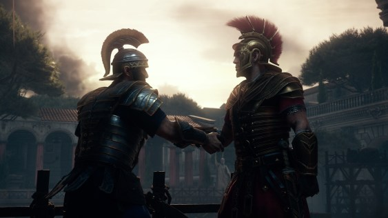 Shaking Hands - Ryse: Son of Rome