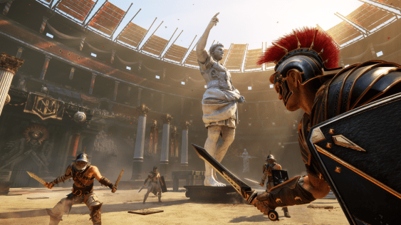 Arena Online Multiplayer - Ryse: Son of Rome
