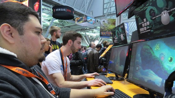Oz and Jack Boid Multiplayer - PAX East 2015
