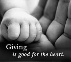 Baby_giving
