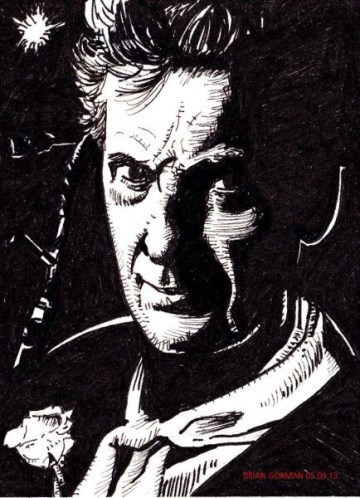 The Twelfth Doctor by Brian Gorman