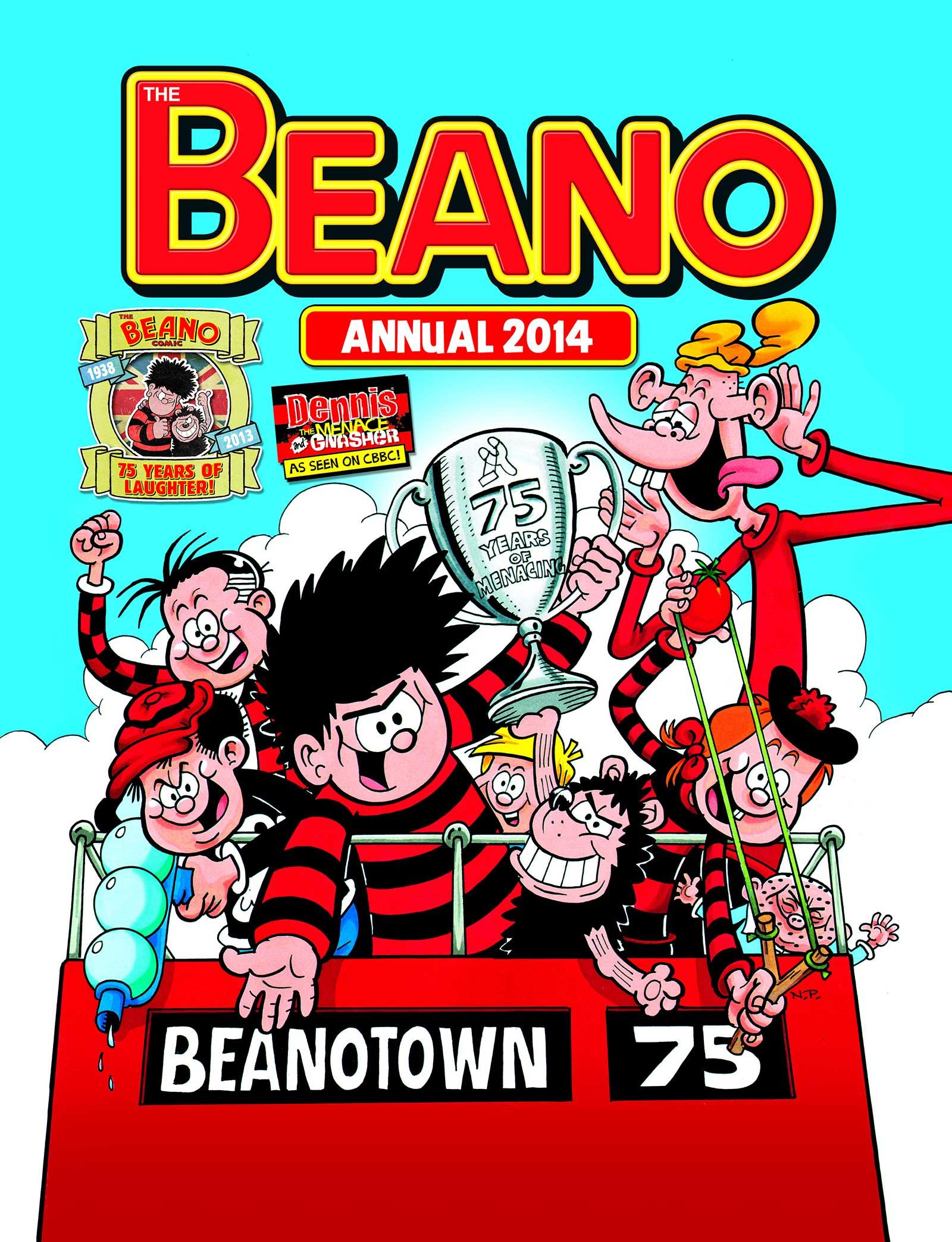 1987 Beano Comics Beano Annual