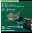 The latest issue of the Gerry Anderson-inspired fanzine Andersonic, featuring a cover image by Martin Bower (the Space: 1999 effects artist whose work used to feature in Starlord comic), is on sale […]