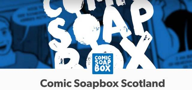 A new comicsproject,Comic Soapbox Scotland,is showcasing politically engaged comics created in Scotland. The team behind it say the project is non-partisan and wants to hear from everyone working in […]