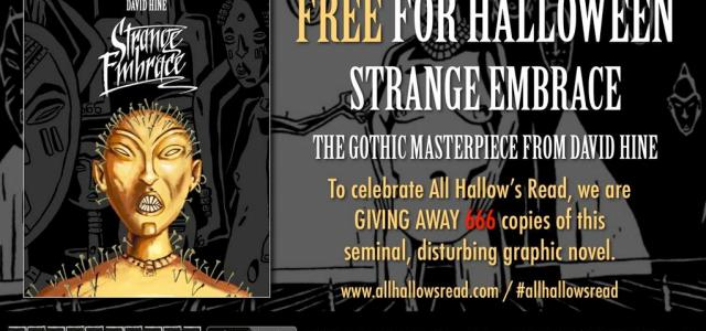 As part of this year's All Hallow's Read, a new Hallowe'en tradition started by Neil Gaiman in 2011 of giving away scary books on 31st October, top digital comics distributor […]