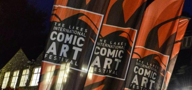 (Updated with photos: 21 Oct 2014) I didn't manage to get to the Lakes International Comic Art Festival when it started up last year so it was on my 'to do' […]