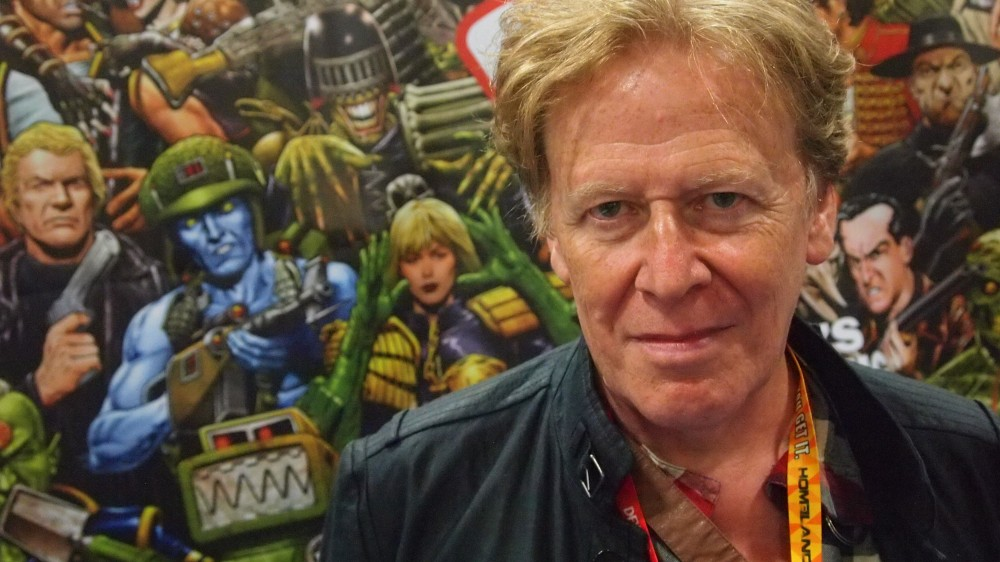 Cine Excess Gets Graphic in Brighton with Pat Mills, Jim McCarthy and Martin Barker