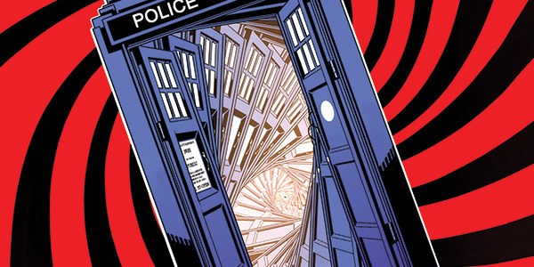 Titan Comics Doctor Who: The Eleventh Doctor #6 is released next week (24th December) in all good comic shops and be warned that you'll need to have your thinking […]
