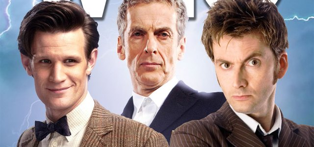 Fifty comics will be available during Free Comic Book Day 2015, including a Gold Sponsor Doctor Who comic from Titan – and Diamond Comic Distributors has announced thirty-eight all […]