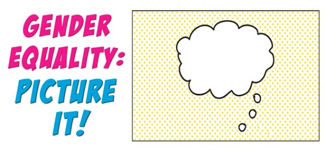 "UN Women, together with the European Commission, the Belgian Development Cooperation, and the United Nations Regional Information Centre have organised a comic and cartoon competition on Gender Equality, ""Picture It"", which closes […]"