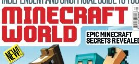 Dennis Publishing launches Minecraft World