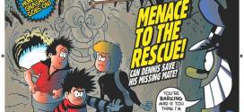 Beano celebrates record-breaking run as a weekly comic, and Toytopia aims for another!