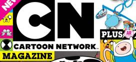 New Cartoon Network magazine launches this week