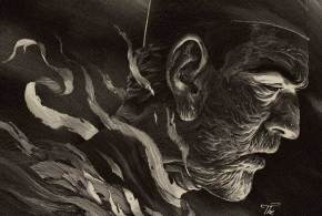 "Nicholas Delort Limited Edition ""Universal Classic Monsters"" print set released by Dark Hall Mansion"