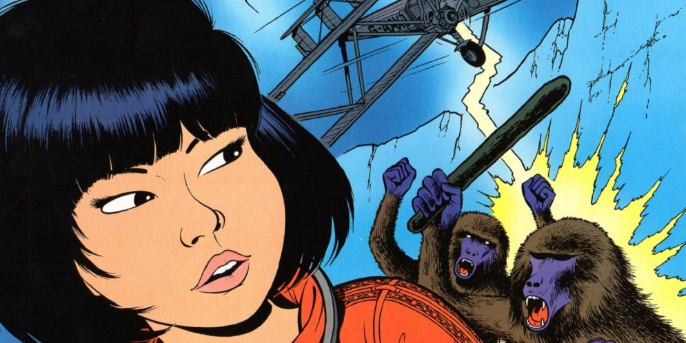In Review: Yoko Tsuno – Message For Eternity