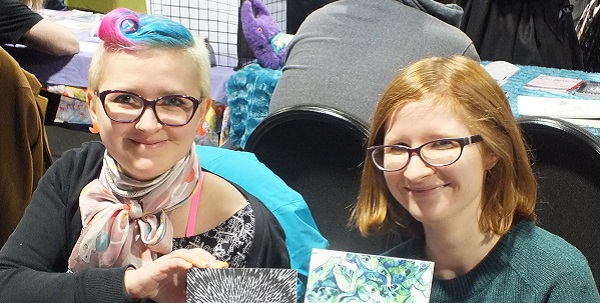 Creators @ Thought Bubble 2015: Part 2 – Small Press