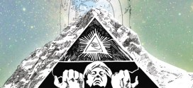 Aleister Crowley: Wandering the Waste relaunches at London Super Comic Con
