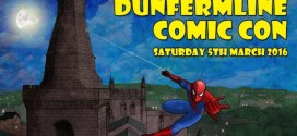 Three Weeks To The Inaugural Dunfermline Comic Con