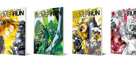 """Andi Ewington's """"Overrun"""" project gets physical!"""