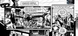 New 2000AD features debut of artist Steven Austin in Galaxy's Greatest Comic
