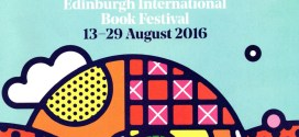 Comics @ Edinburgh International Book Festival 2016