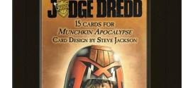 "Steve Jackson Games' ""Munchkin Apocalypse"" takes on Judge Dredd!"
