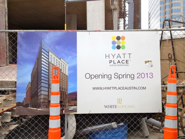 hyatt place downtown austin