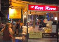Best Wurst Cart