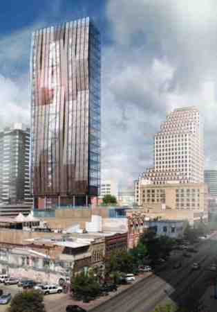 416 Congress - rendering