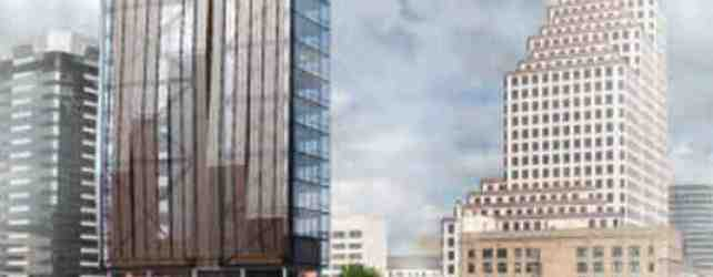 416 Congress Ave: Boutique Hotel Renderings