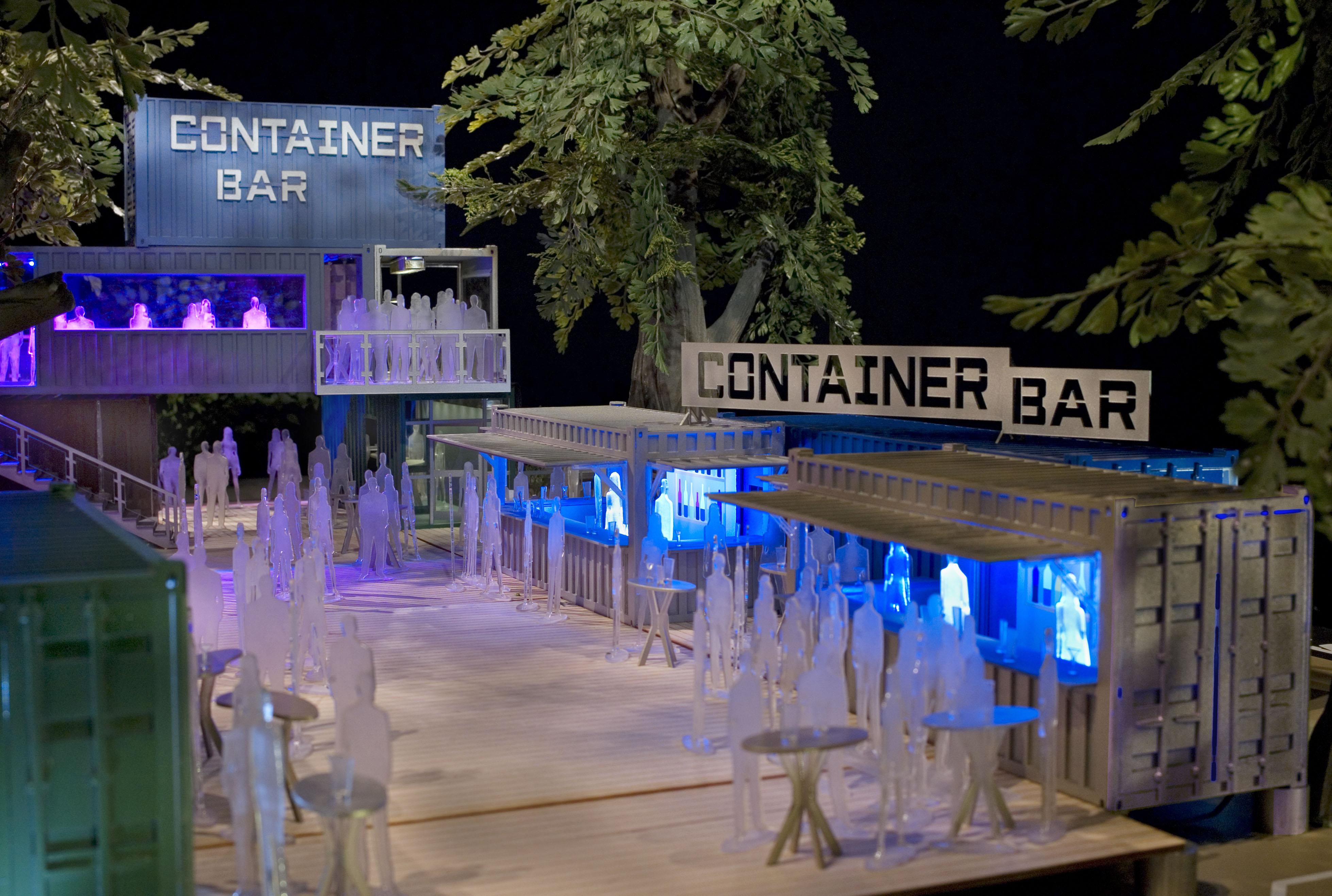 Container Bar On Rainey Street Downtown Austin Blog