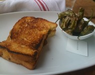 Grilled Cheese from Second