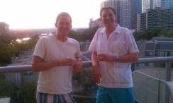 Nate Taylor and Matt Abendschein [Bats & Beers]
