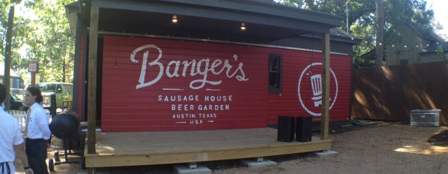 Banger's in Rainey Street District Downtown Austin – MENU, Review, Video, Pics