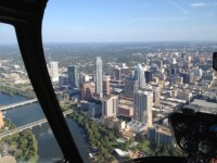 Downtown AUS Chopper View