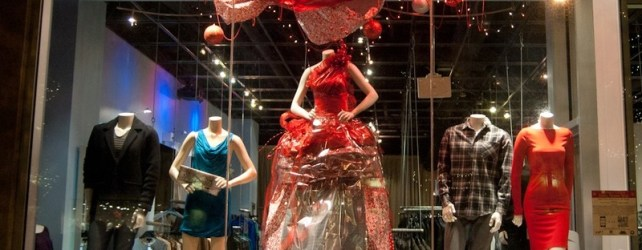 Fairy Tale Themes Come to Life in 2nd Street Shop Windows