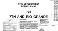 Marathon Planning Effort Pays Off: 7 Rio Site Plan Permitted, Awaiting Construction