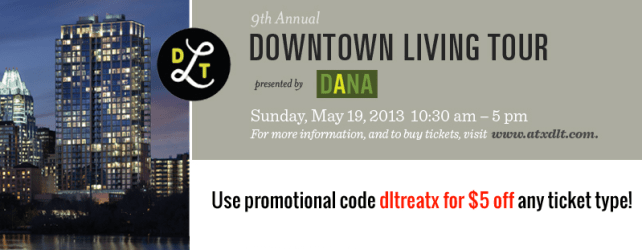 9th Annual Downtown Living Tour – May 19th, 2013 – Reserve Your Tickets