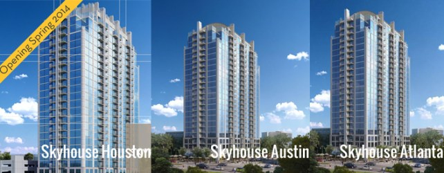 Skyhouse Apartments on Rainey