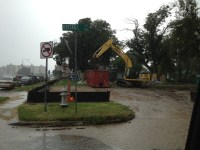 Demolition Begins For Dinerstein Development