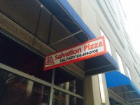 Rainey Street District Welcomes Salvation Pizza… and More