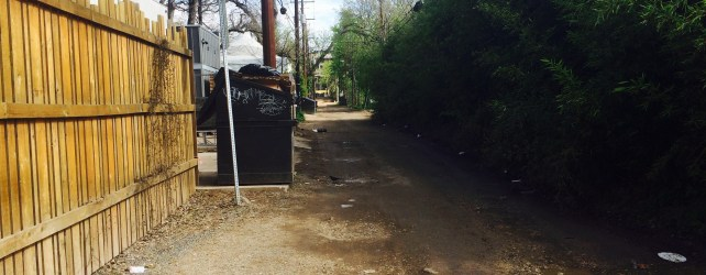 Downtown Austin Alley Activations – Open House for Rainey Alley