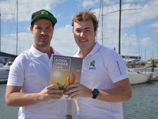 Down Under Sail co-founders Marc Ablett and Harry Fisher spoke to Entrepreneur Story about the journey of creating the inaugural DUS Yearbook.
