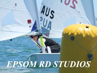 Challenging winds greeted the Laser sailors for the second day of the Peter Lehmann Wines Australian Laser Championship. Photos: Dave Birss, Epsom Rd Studios.
